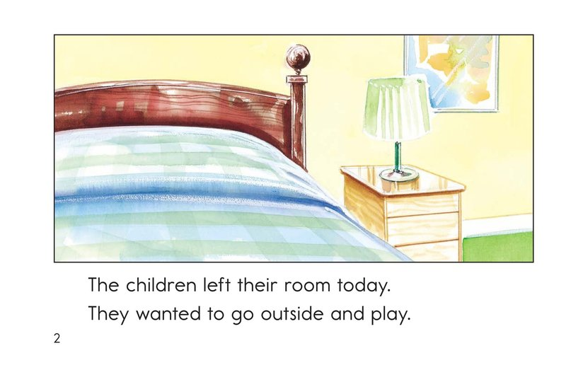 Book Preview For In and Out of the Toy Box Page 2