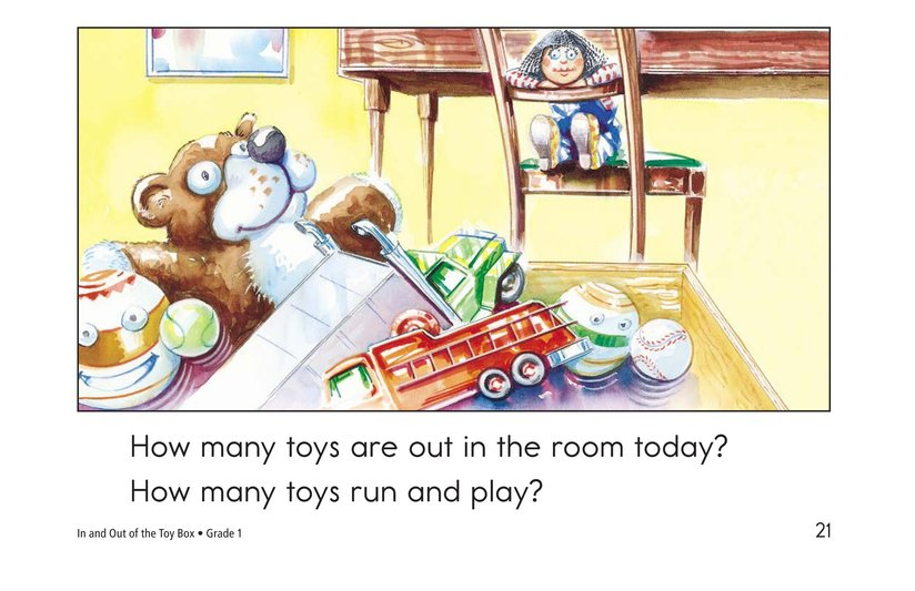Book Preview For In and Out of the Toy Box Page 21