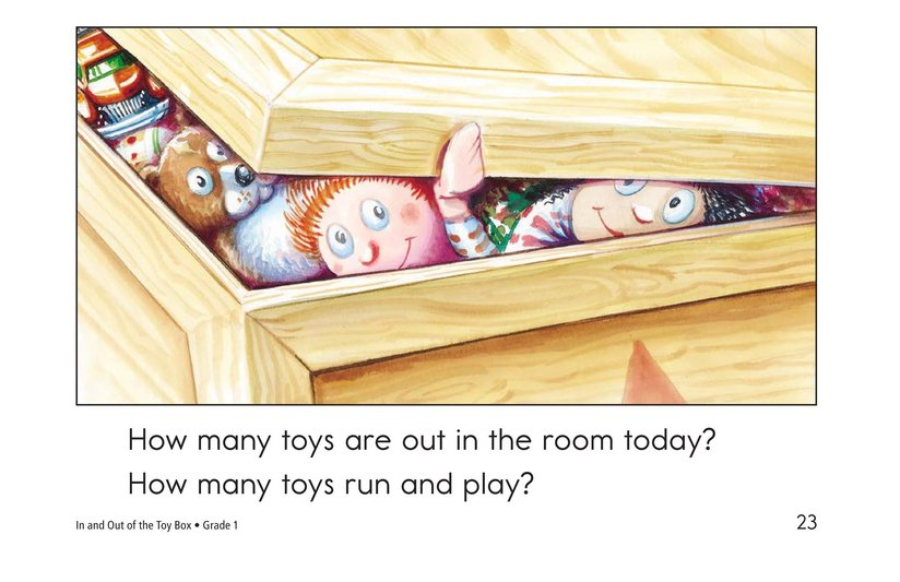 Book Preview For In and Out of the Toy Box Page 23