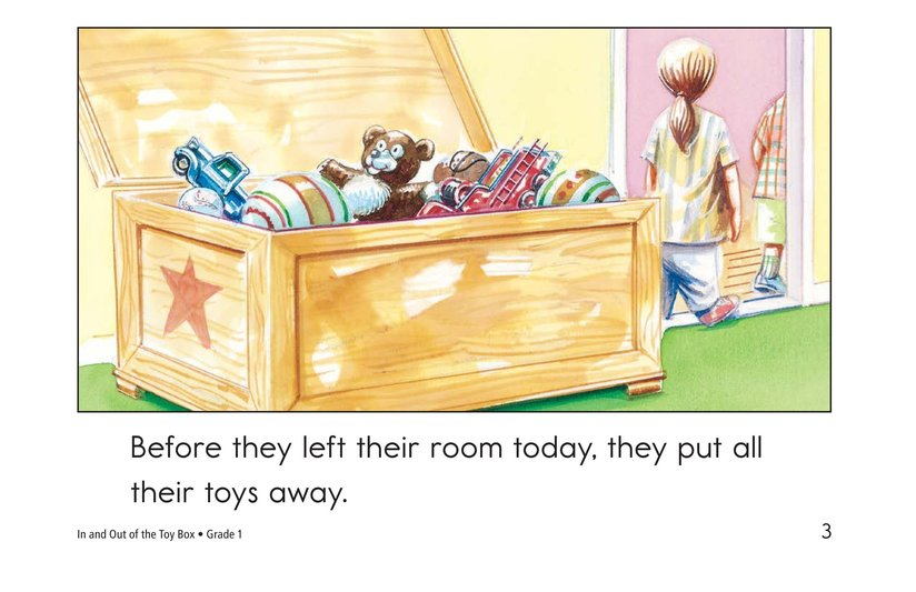 Book Preview For In and Out of the Toy Box Page 3