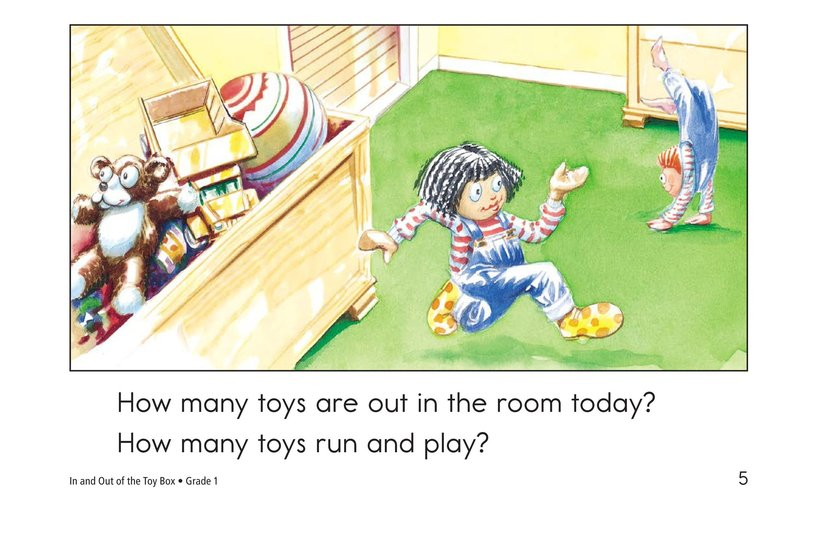 Book Preview For In and Out of the Toy Box Page 5