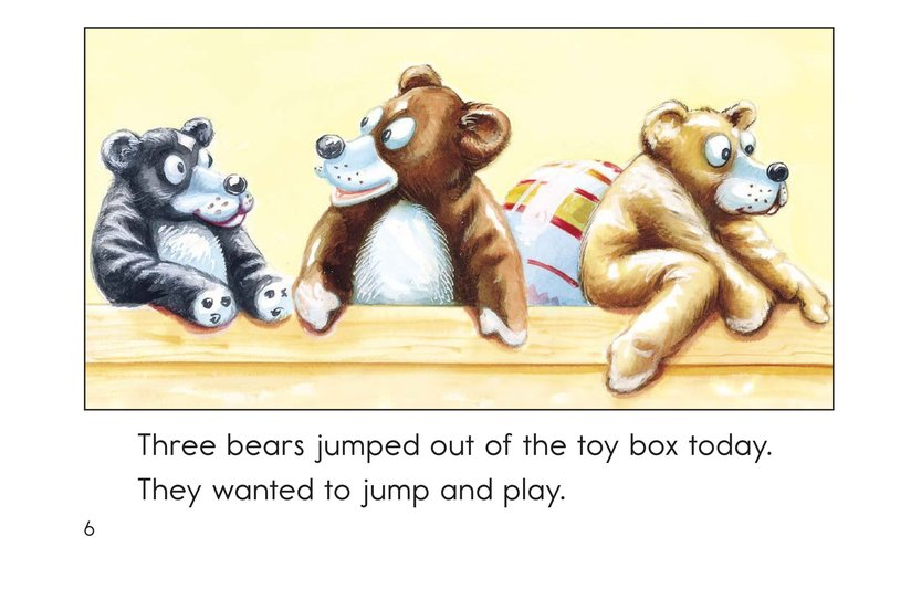 Book Preview For In and Out of the Toy Box Page 6
