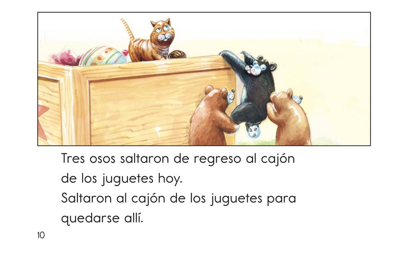 Book Preview For In and Out of the Toy Box Page 10