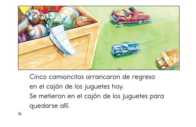 Book Preview For In and Out of the Toy Box Page 14