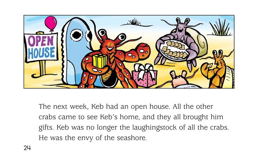 Book Preview For Keb Needs a Home Page 24