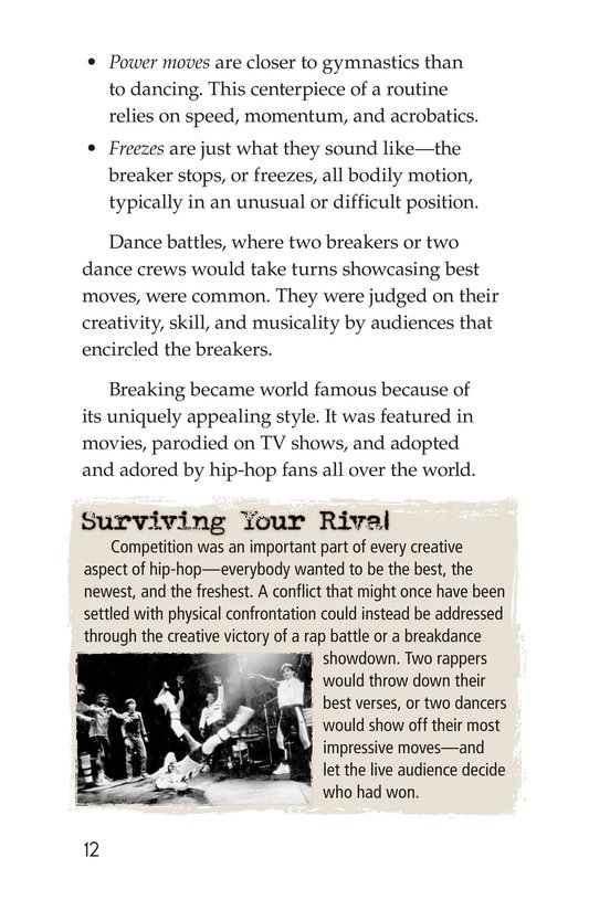 Book Preview For Roots of Rap Page 12