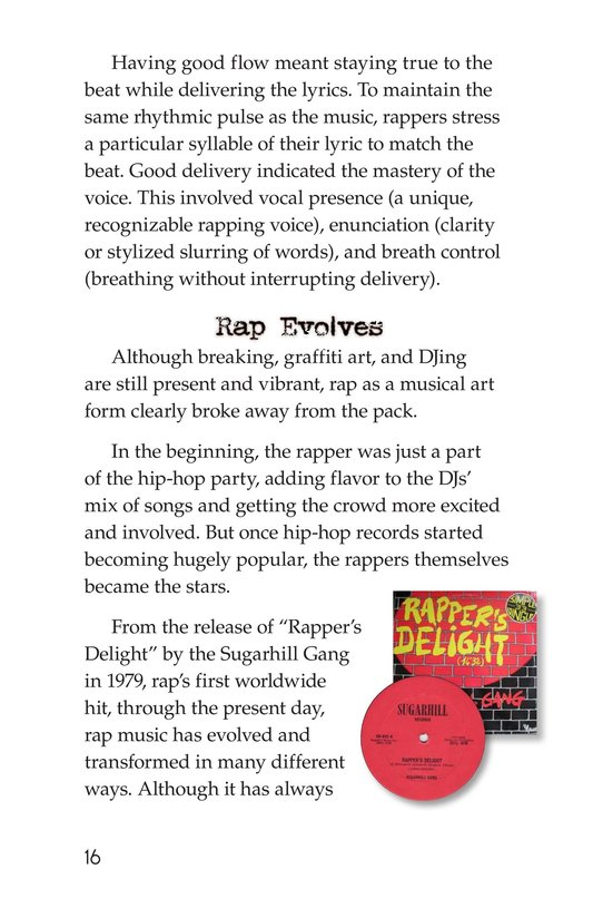 Book Preview For Roots of Rap Page 16