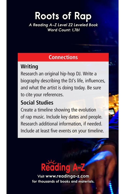 Book Preview For Roots of Rap Page 21