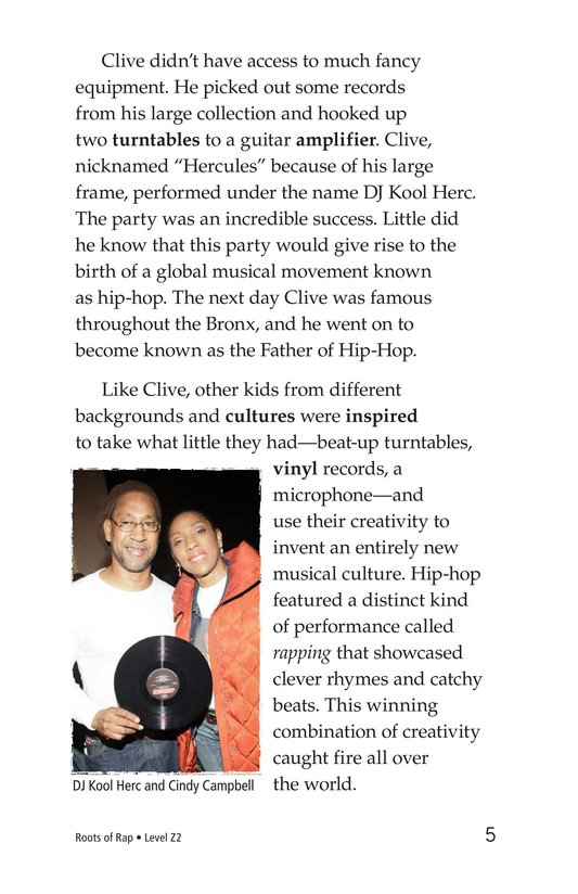 Book Preview For Roots of Rap Page 5
