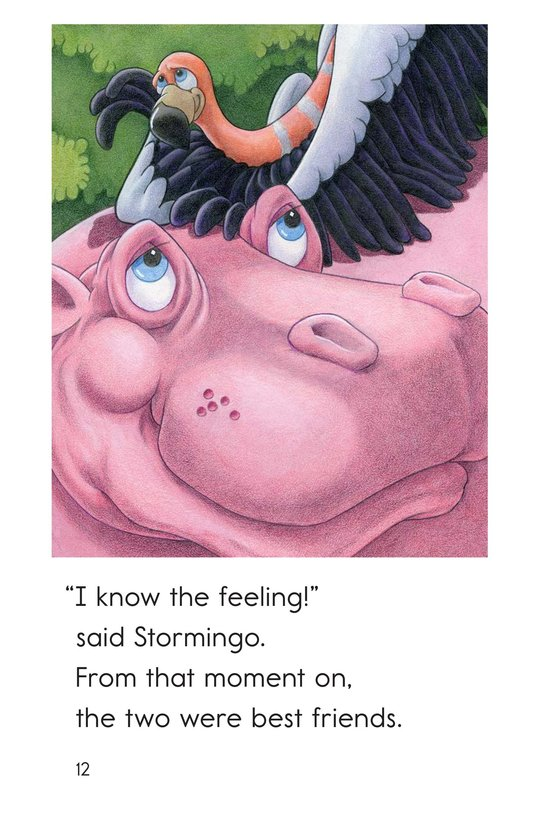 Book Preview For Stormingo! Page 12