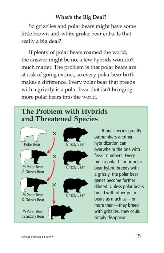Book Preview For Hybrid Animals Page 15