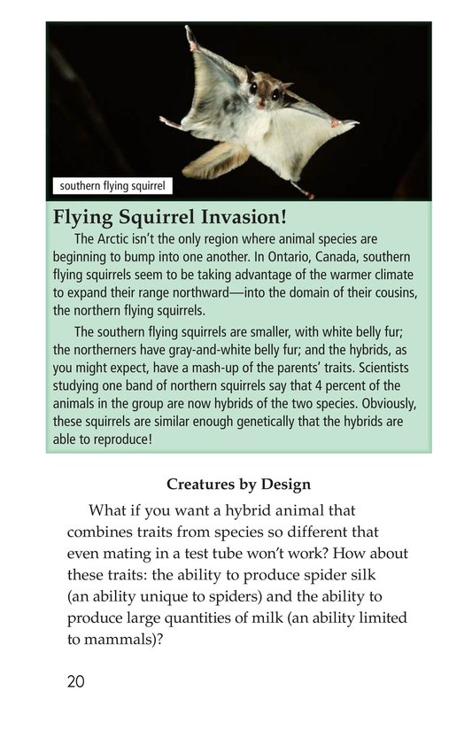 Book Preview For Hybrid Animals Page 20