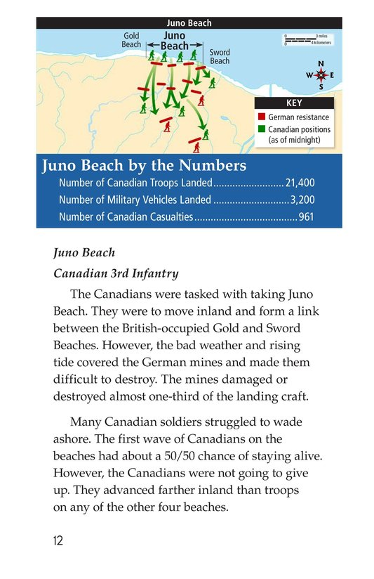 Book Preview For D-Day Page 12