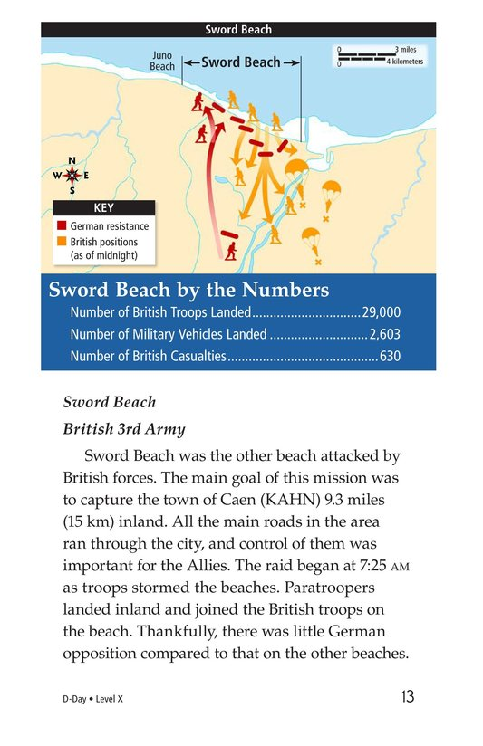 Book Preview For D-Day Page 13
