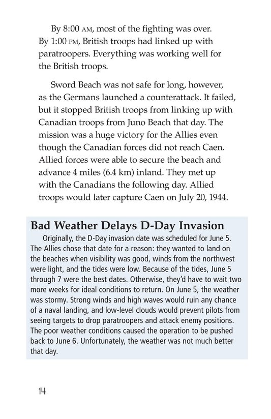 Book Preview For D-Day Page 14