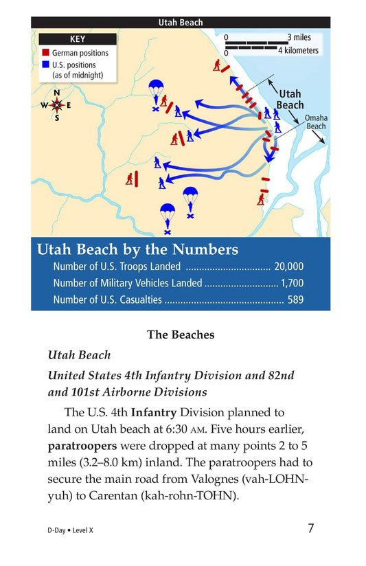 Book Preview For D-Day Page 7