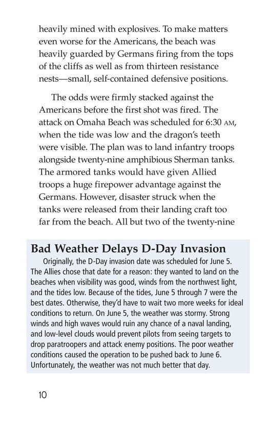 Book Preview For D-Day Page 10