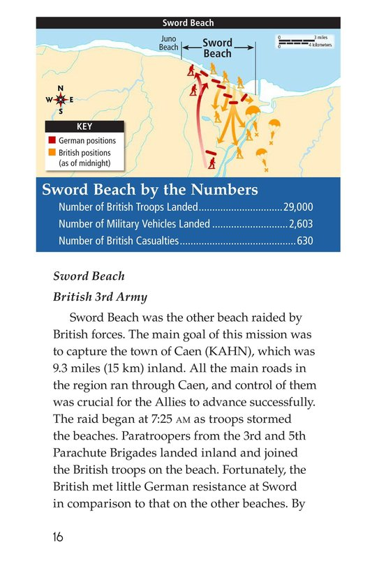 Book Preview For D-Day Page 16
