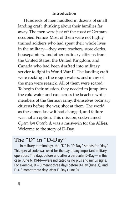 Book Preview For D-Day Page 4
