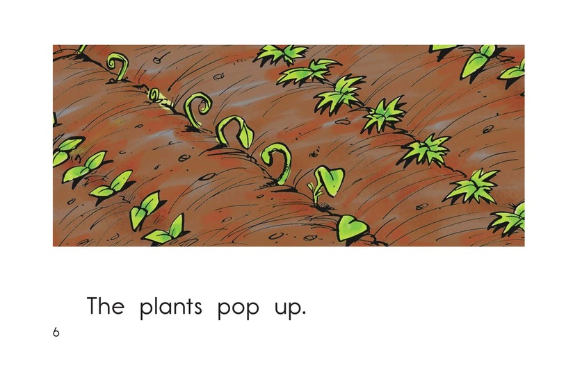 Book Preview For It Is Spring Page 6