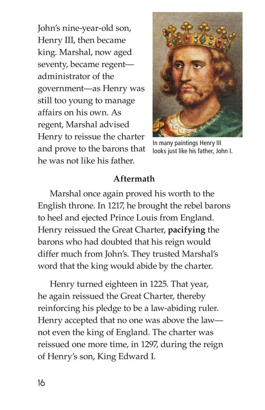Book Preview For The Great Charter Page 16