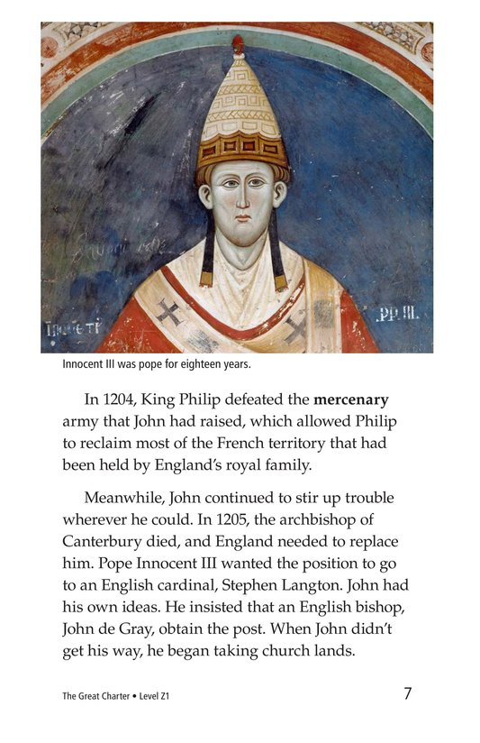 Book Preview For The Great Charter Page 7