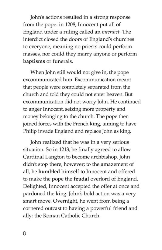Book Preview For The Great Charter Page 8