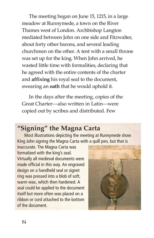 Book Preview For The Great Charter Page 14