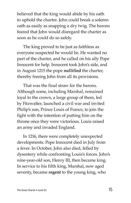 Book Preview For The Great Charter Page 15