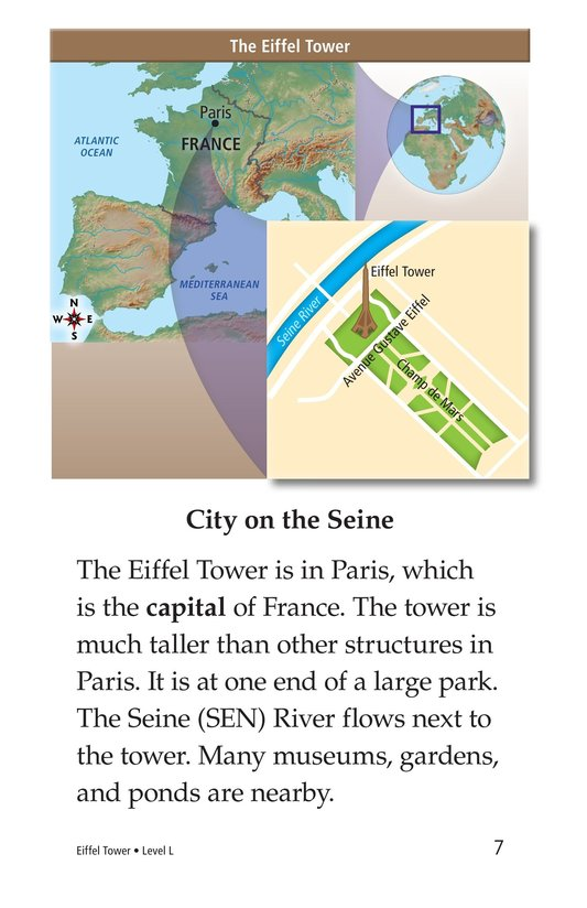 Book Preview For Eiffel Tower Page 7