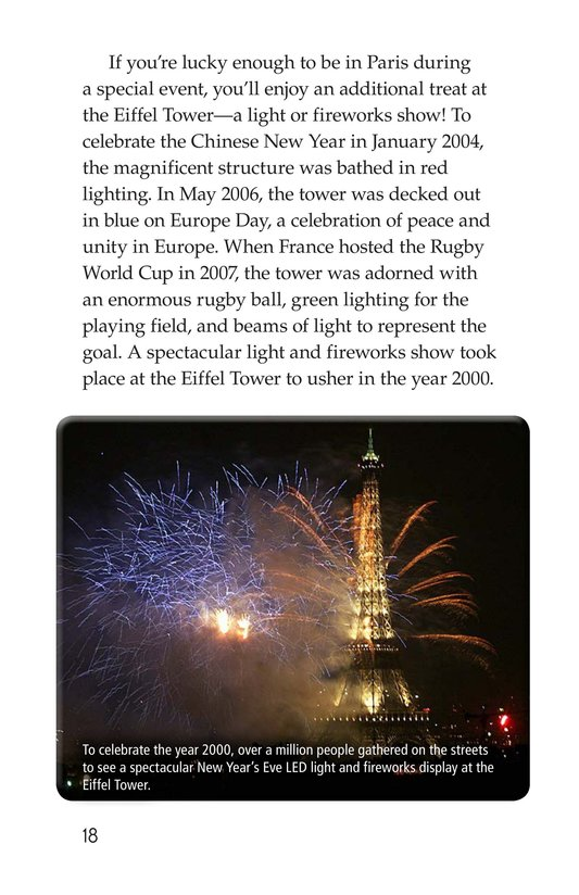 Book Preview For Eiffel Tower Page 18