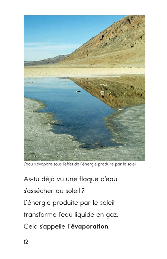 Book Preview For Earth's Water Page 12