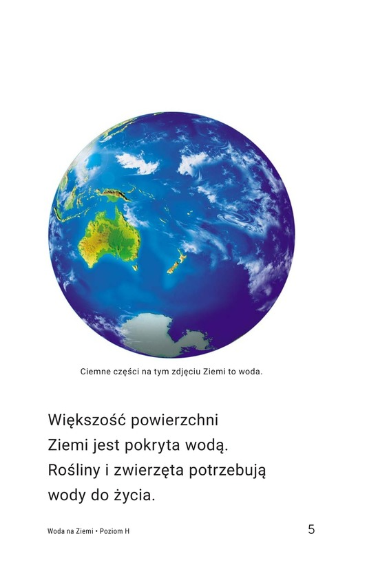 Book Preview For Earth's Water Page 5
