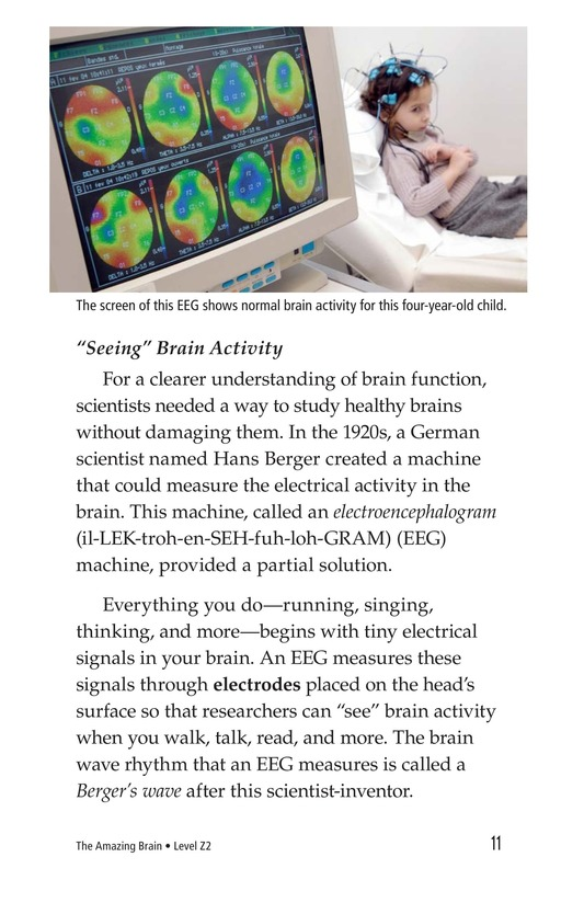 Book Preview For The Amazing Brain Page 11