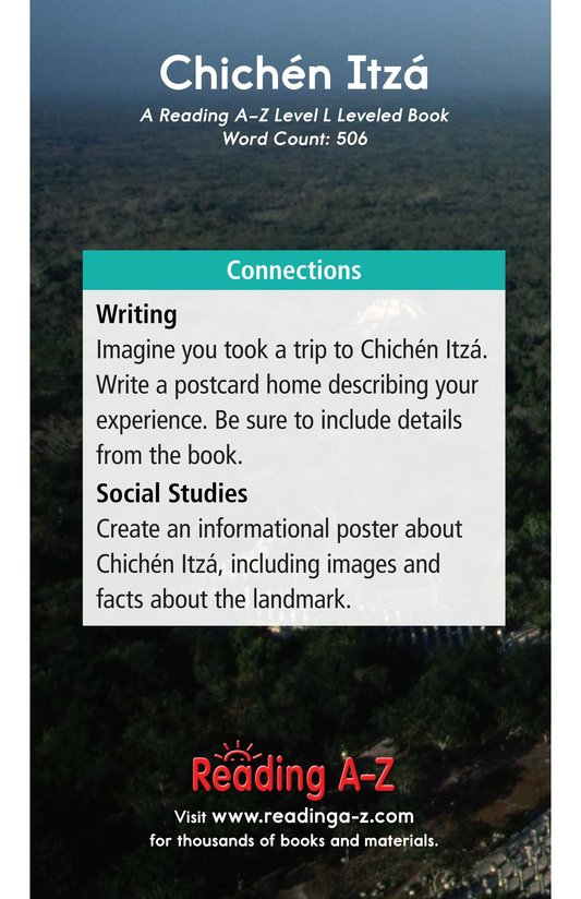 Book Preview For Chichén Itzá Page 17