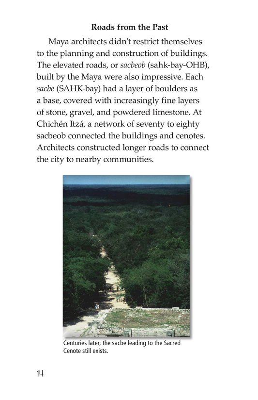 Book Preview For Chichén Itzá Page 14