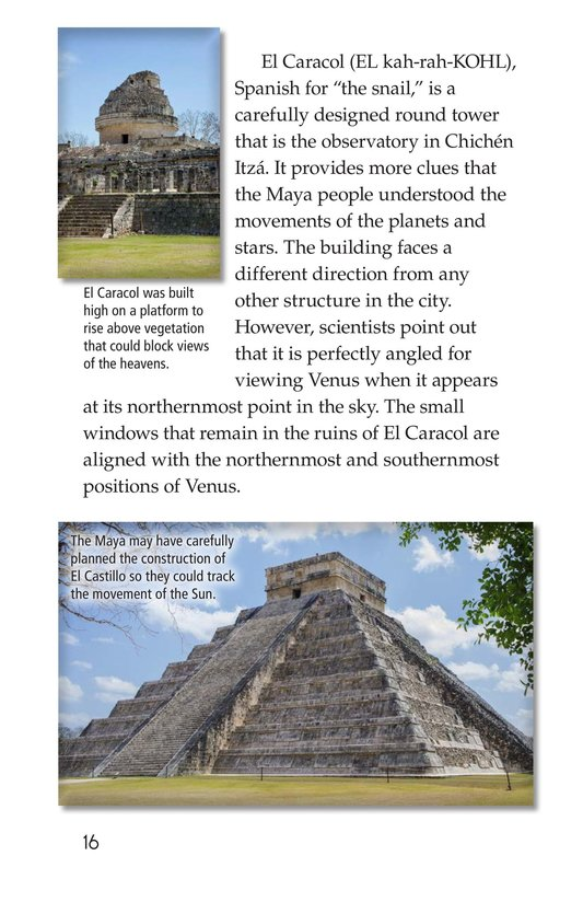 Book Preview For Chichén Itzá Page 16