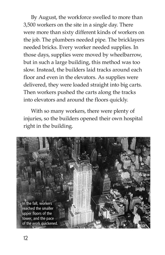 Book Preview For Empire State Building Page 12