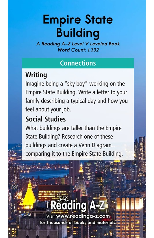 Book Preview For Empire State Building Page 17