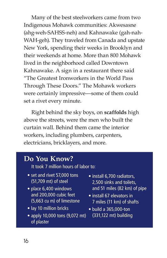 Book Preview For Empire State Building Page 16