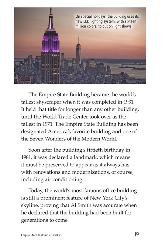 Book Preview For Empire State Building Page 19