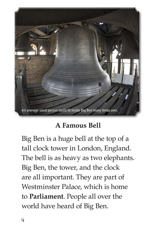 Book Preview For Big Ben and Westminster Palace Page 4