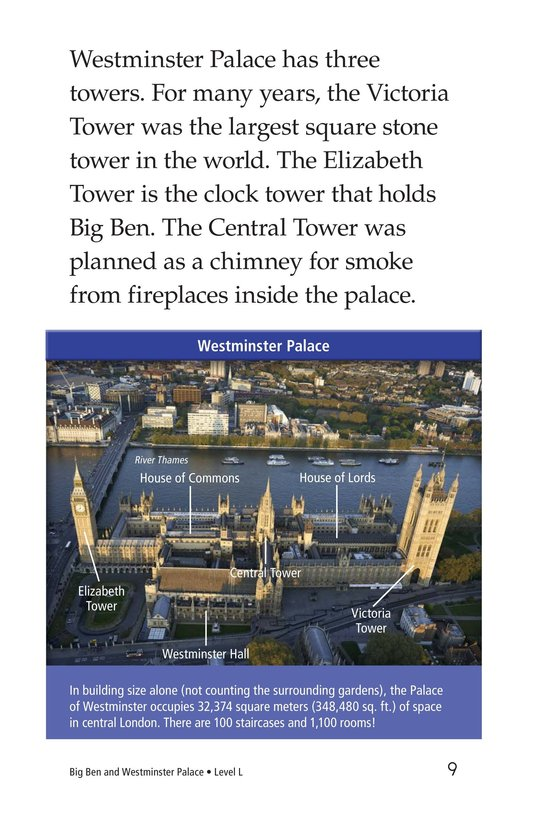 Book Preview For Big Ben and Westminster Palace Page 9