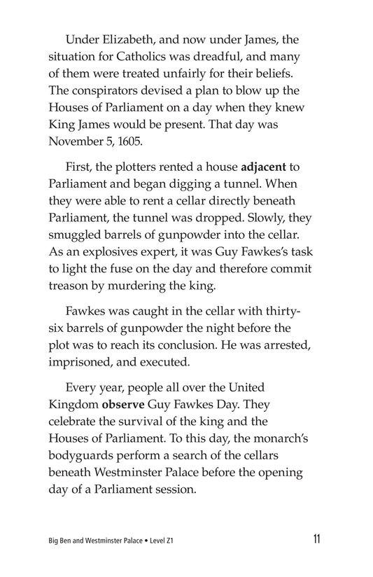 Book Preview For Big Ben and Westminster Palace Page 11