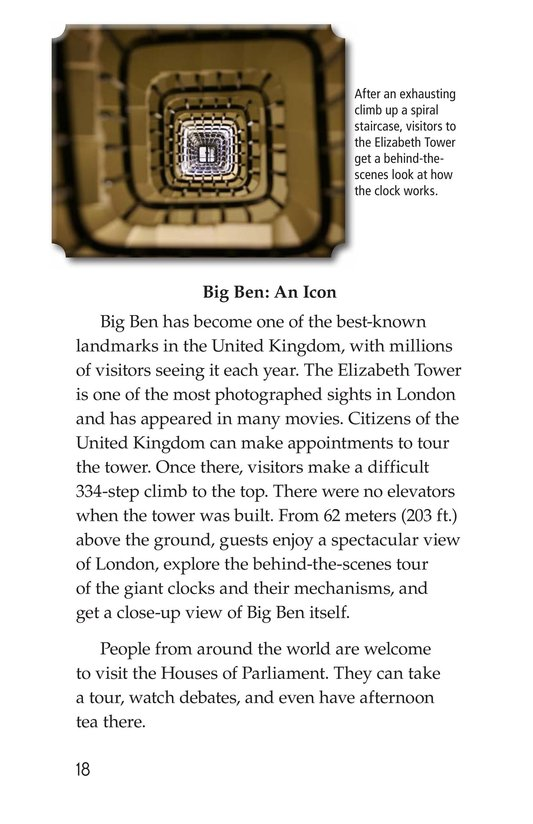 Book Preview For Big Ben and Westminster Palace Page 18