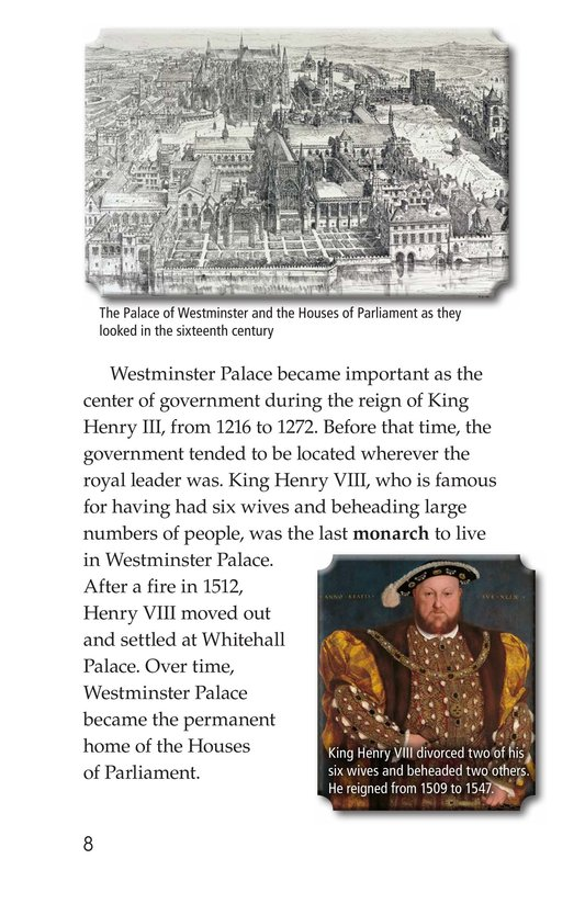 Book Preview For Big Ben and Westminster Palace Page 8