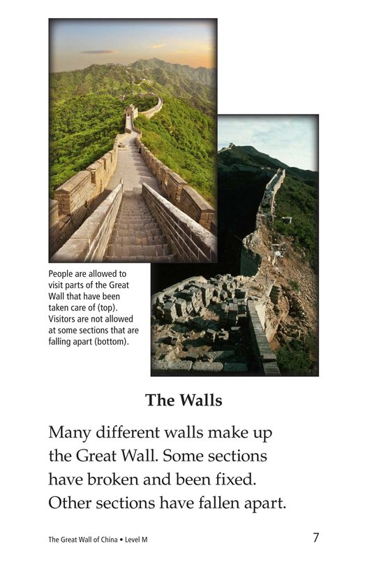 Book Preview For The Great Wall of China Page 7