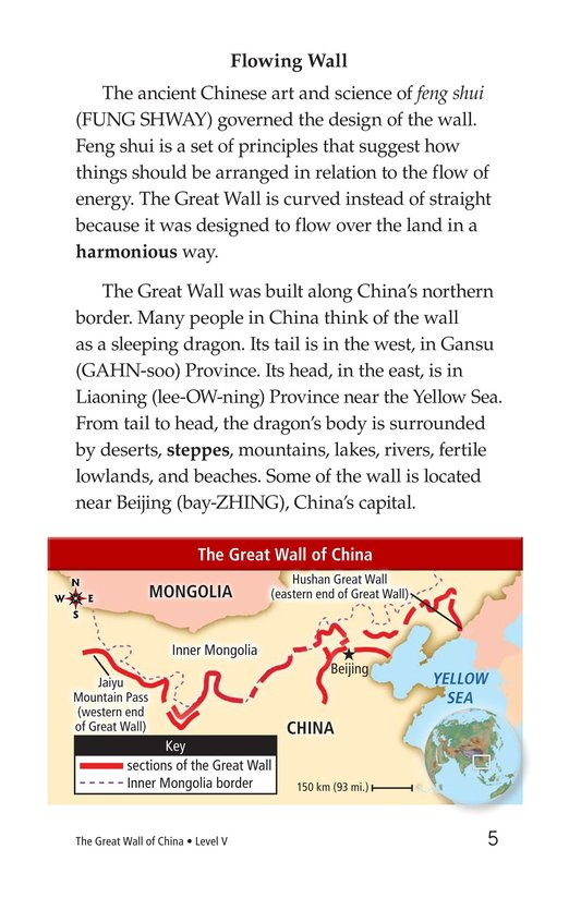 Book Preview For The Great Wall of China Page 5