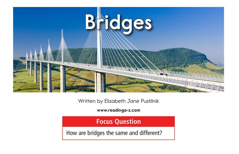Book Preview For Bridges Page 1