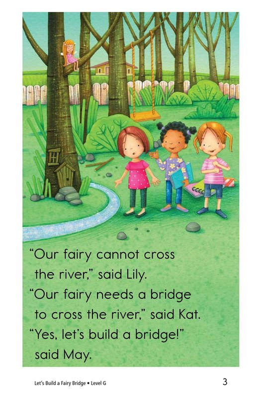 Book Preview For Let's Build a Fairy Bridge Page 3